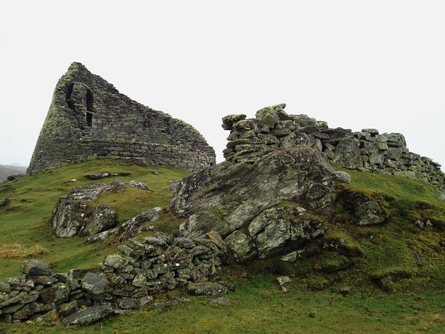 Keltisches Horoskop in Mitten der Kelten-Natur
