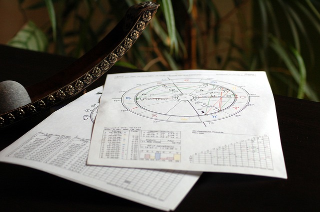 Horoskope genau ausrechnen macht viel Arbeit